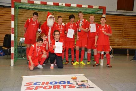 Fußballmannschaft 2014
