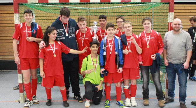 Hamburger Meister im Futsal