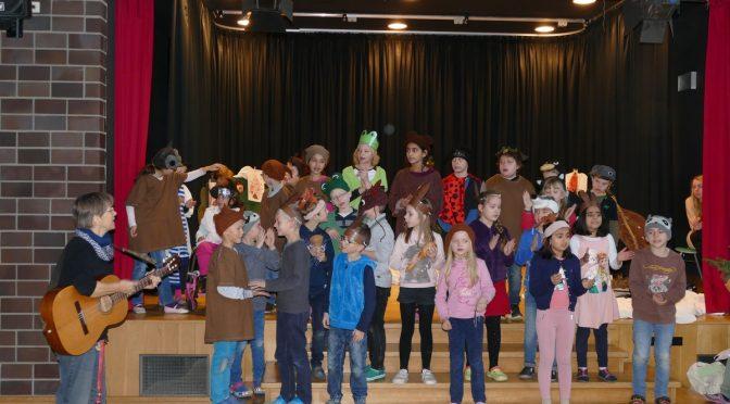 Projekt: Grundschule Heidhorst und Schule Weidemoor