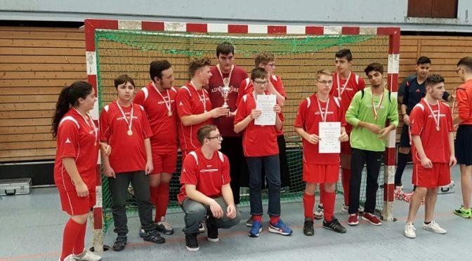 Weidemoor wird Hamburger Futsal Meister