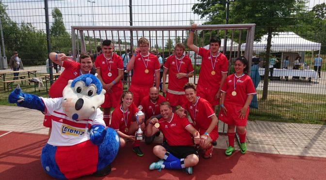 Team Weidemoor gewinnt den MADD-Unified Cup im Fußball