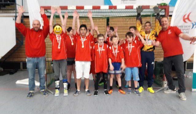 Futsalturnier der Sonderschulen 2019 in Alsterdorf
