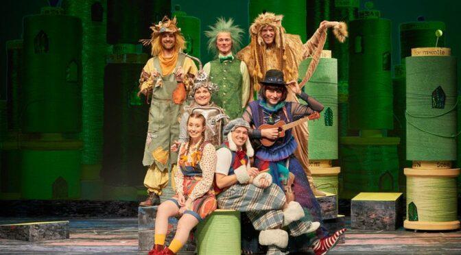 "Unser Theaterbesuch im Ohnsorg-Theater ""Der Zauberer von Oz"""