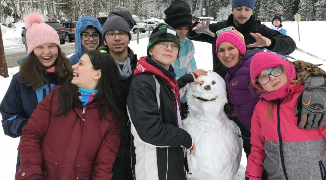Special Olympics: Unser 2. Reisetag, Donnerstag 27.02.2020